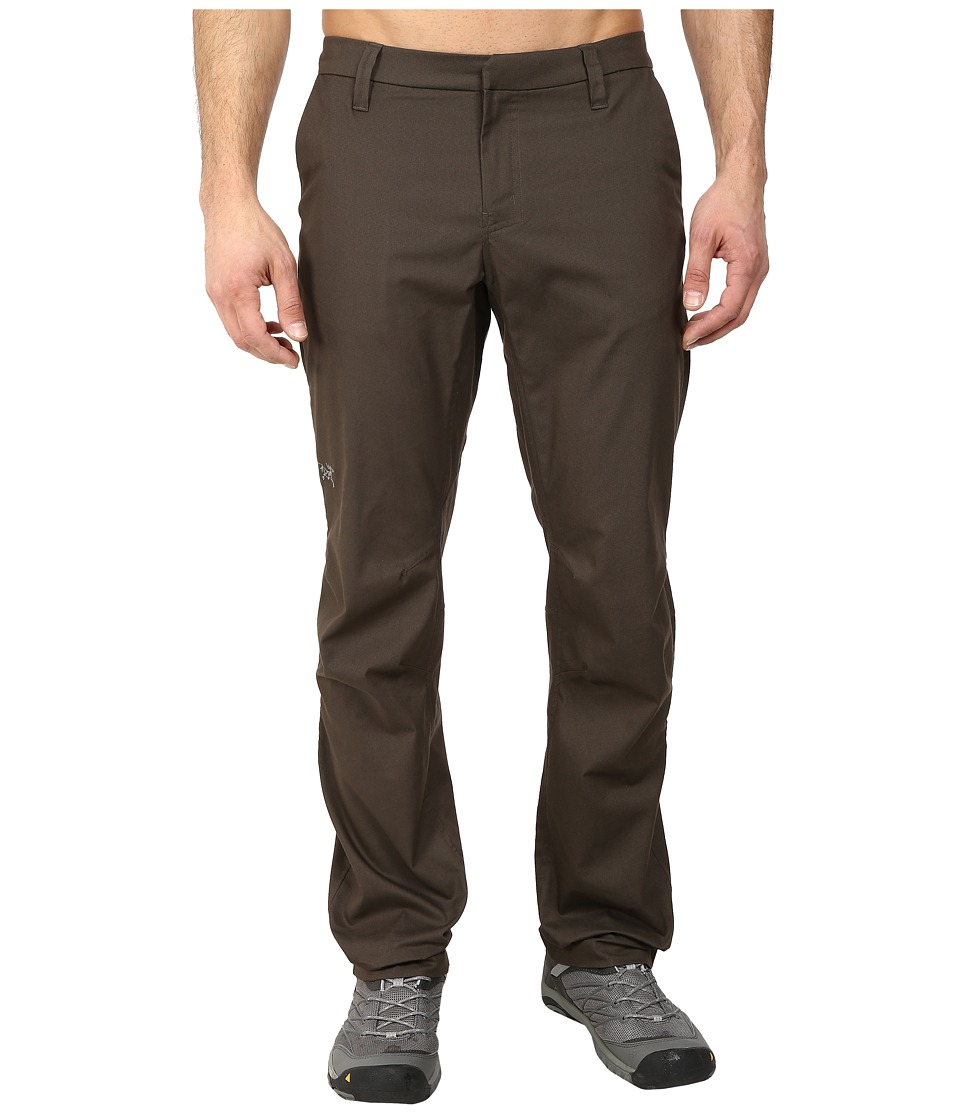 Arcteryx A2B Chino Pant Cast Iron Mens Casual Pants