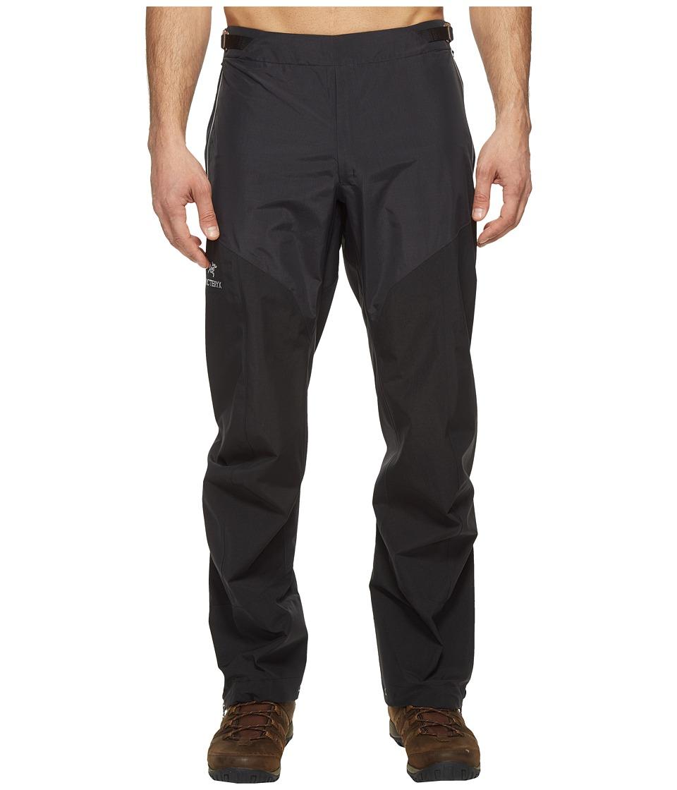 Arc'Teryx Alpha SL Pant (Black) Men's Casual Pants