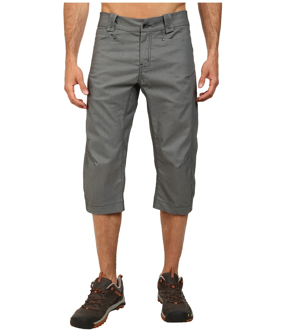 Arcteryx A2B Commuter Long Nautic Grey Mens Casual Pants