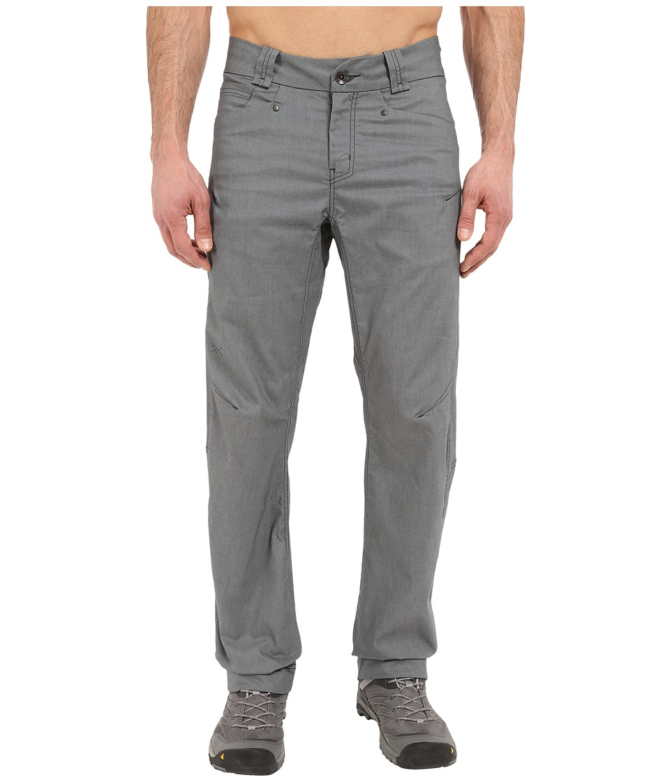 Arcteryx A2B Commuter Pant Nautic Grey Mens Casual Pants