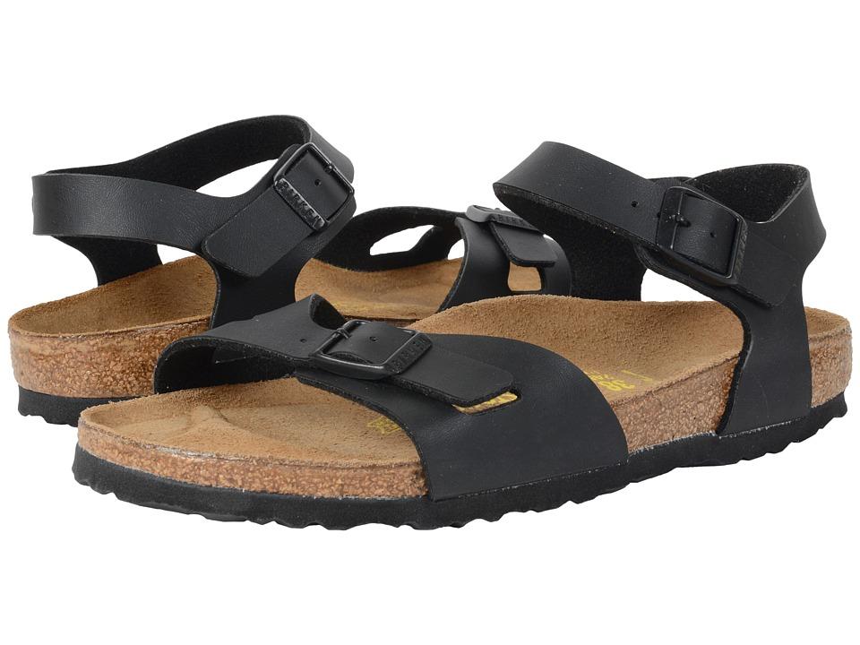 Birkenstock Rio (Black Birko-Flor ) Sandals