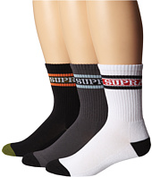 Supra - Mark Sock 3-Pack