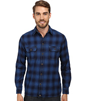 Agave Denim - Indigo Plaid L/S Button Up Shirt