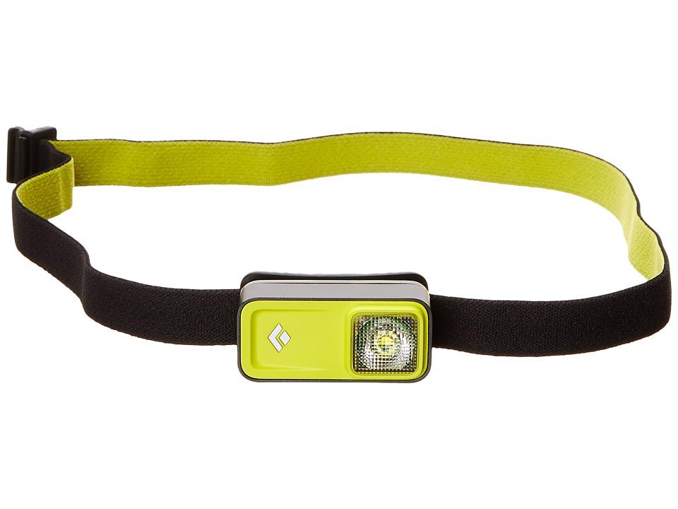 Black Diamond Ion Blazing Yellow Outdoor Sports Equipment
