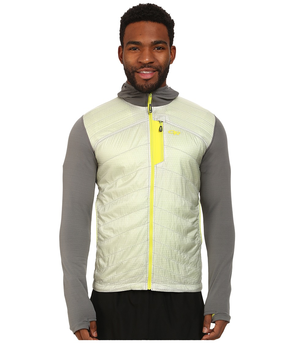 Outdoor Research - Deviator Hoodie (Alloy/Pewter) Men
