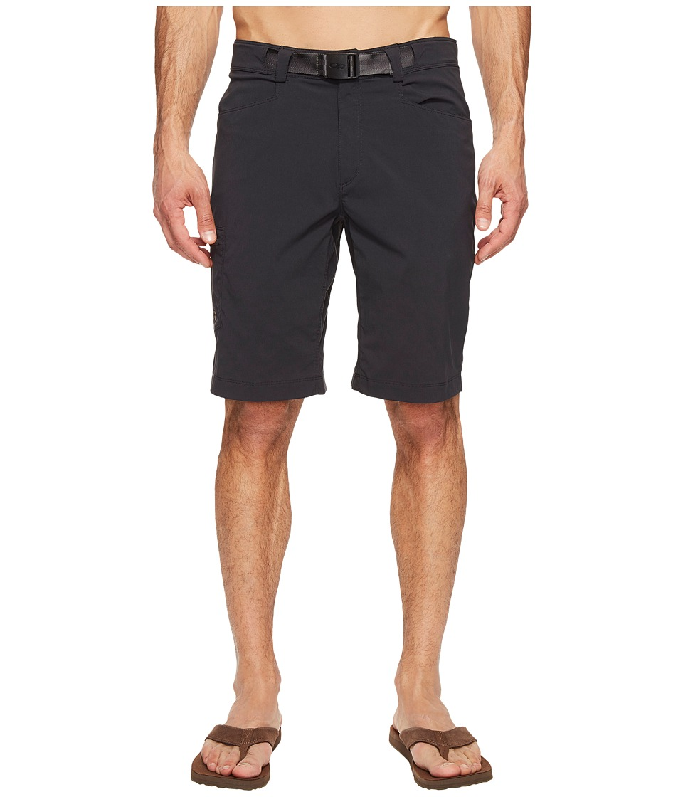 Outdoor Research Equinox Shorts (Black) Men