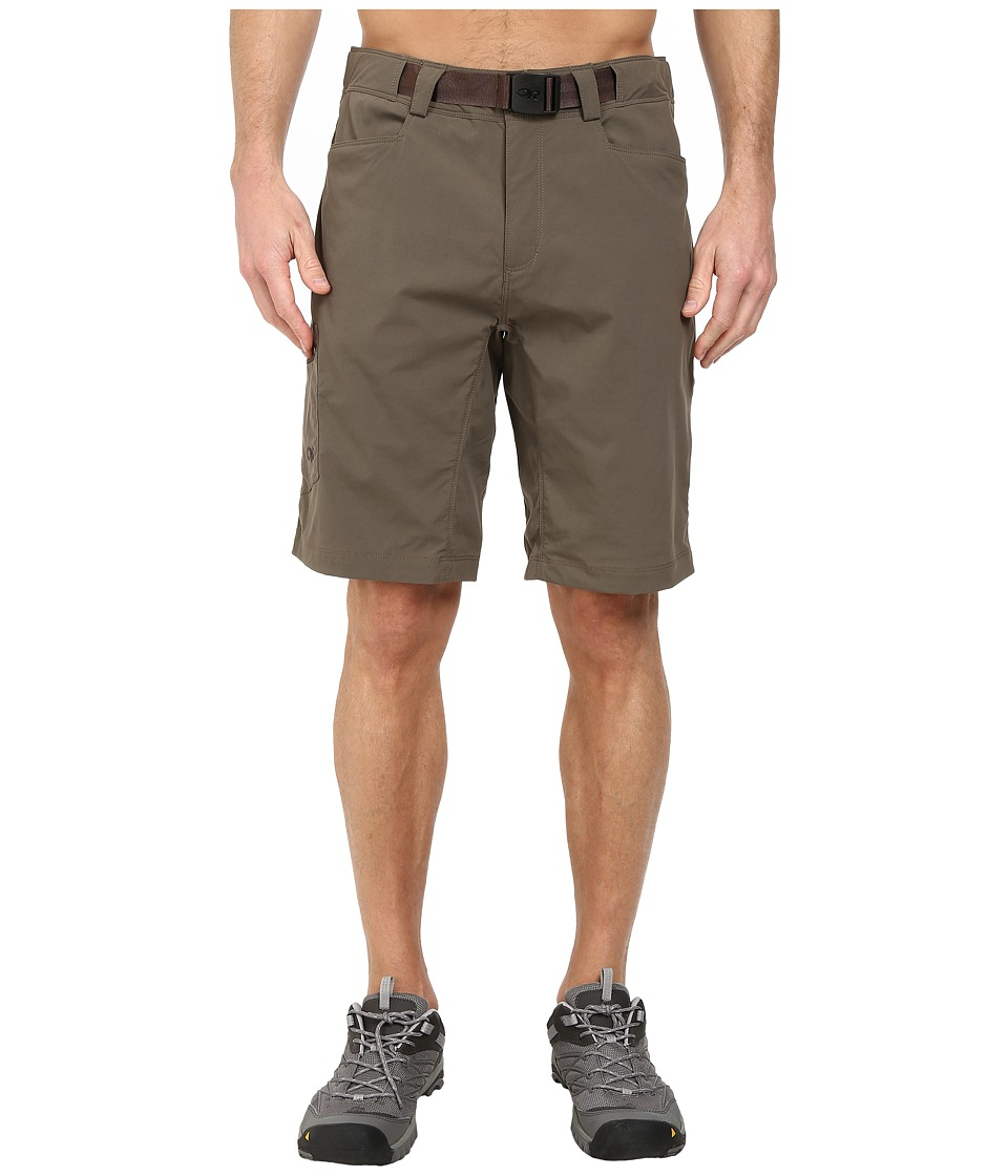 Outdoor Research Equinox Shorts (Mushroom) Men