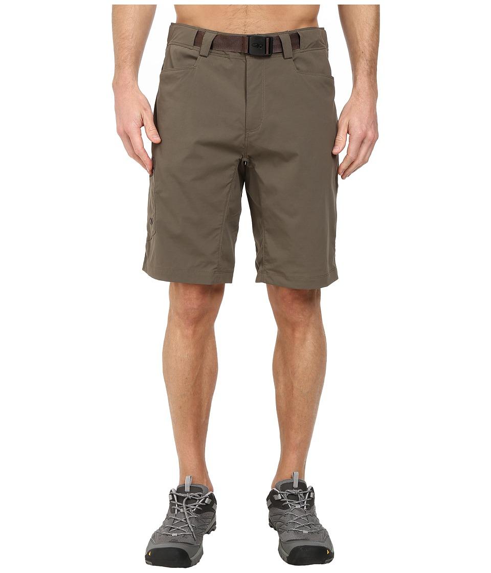 Outdoor Research Equinox Shorts (Mushroom) Men