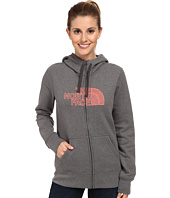 The North Face - Chain Stitched Logo Full-Zip Hoodie