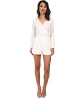 Christin Michaels - Garland Long Sleeve Romper