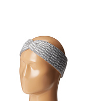 Calvin Klein - Metallic Tile Twisted Headband