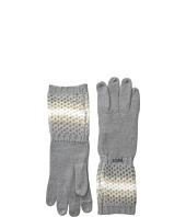 Calvin Klein - Ombre Waffle Knit Gloves