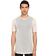 CoSTUME NATIONAL - Double Layered Knit T-Shirt