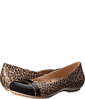 Crocs - Cap Toe Graphic Flat