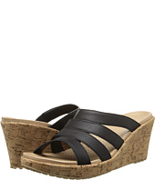 Crocs - A-Leigh Sandal Wedge Leather