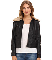 Free People - Vegan Aviator Jacket