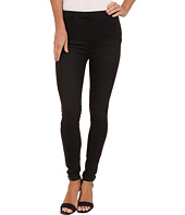Free People - Hi Rise Black Crop Pant