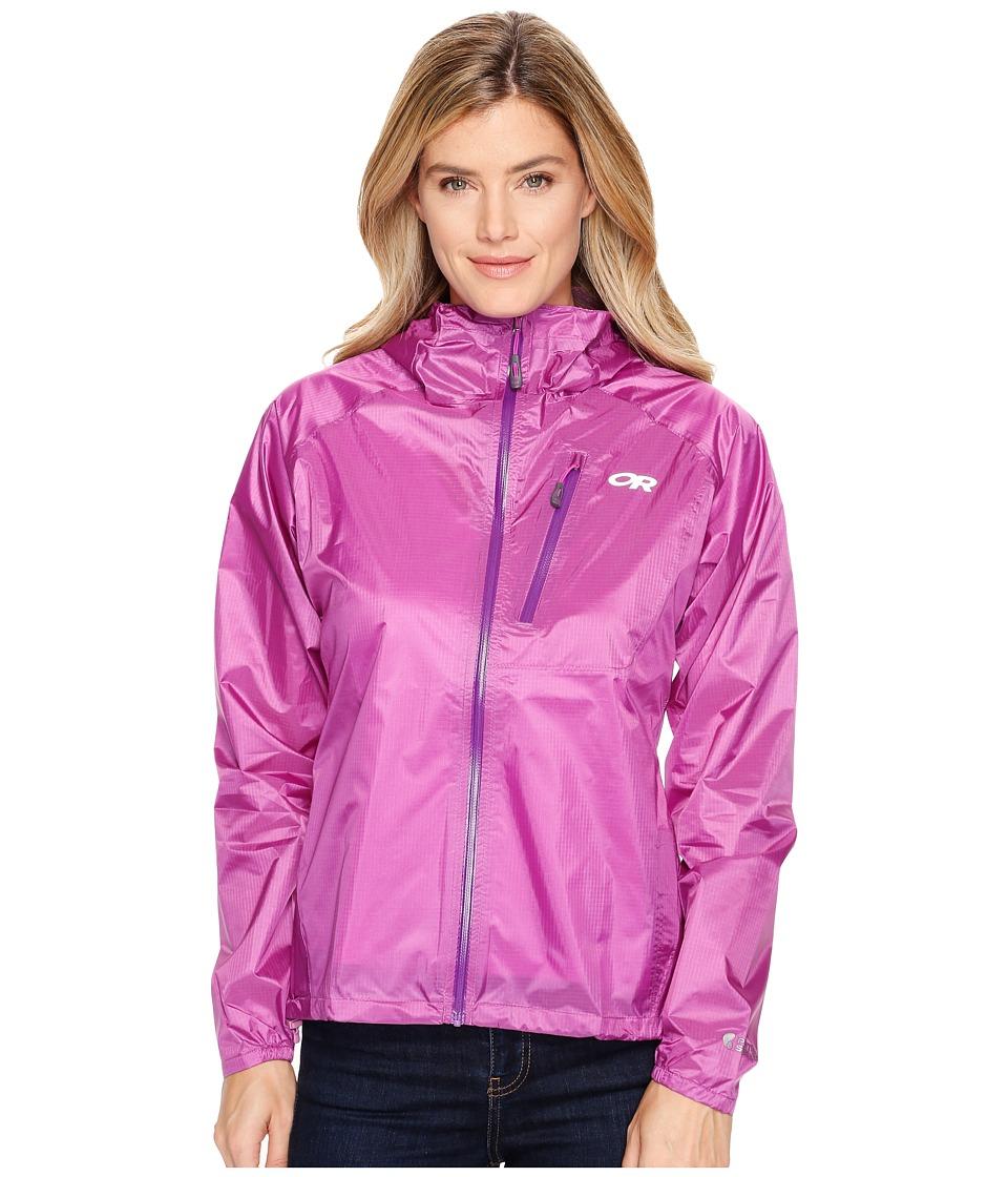 Outdoor Research Helium II Jacket (Ultraviolet) Women's J...