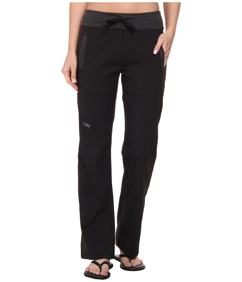 Outdoor Research - Zendo Pants (Black) Womens Casual Pants