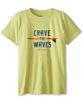 Life is good Kids - Crave The Waves Easy Tee (Little Kids/Big Kids)