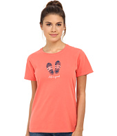 Life is good - Running Shoes LIG Crusher™ Tee