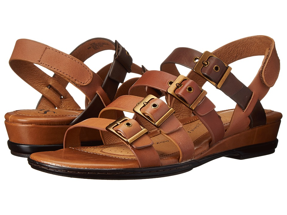 Sofft - Sapphire (Brown Multi Vege) Women's Sandals