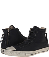Converse by John Varvatos - Chuck Taylor All Star Double Heel Zip Quito Leather