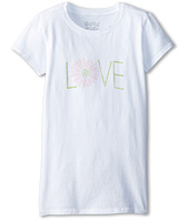 Life is good Kids - Love Daisy Easy Tee (Little Kids/Big Kids)