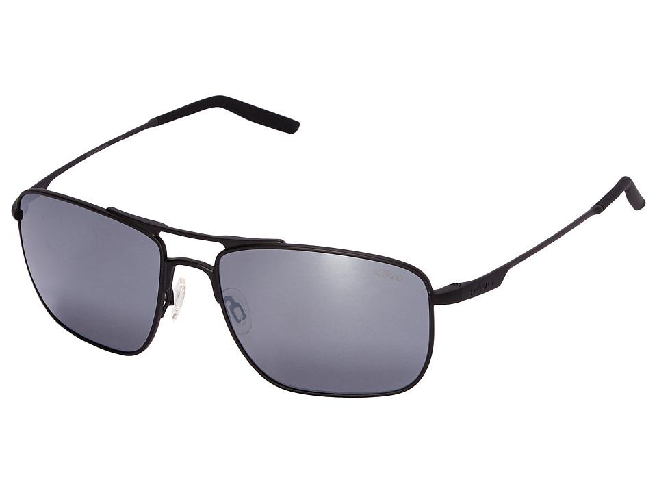 Revo Ground Speed Black/Graphite Sport Sunglasses
