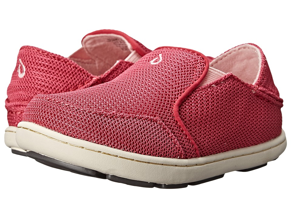 OluKai Kids Nohea Mesh Toddler/Little Kid/Big Kid Bikini Pink/Blossom Girls Shoes