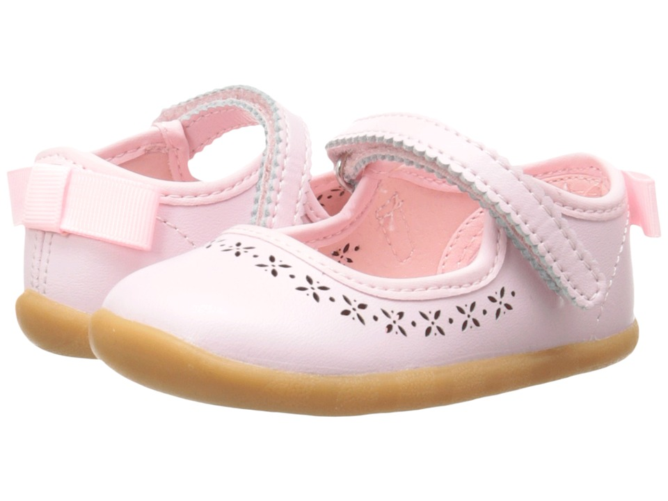 Hanna Andersson Jessika Infant/Toddler Peach Blossom Girls Shoes