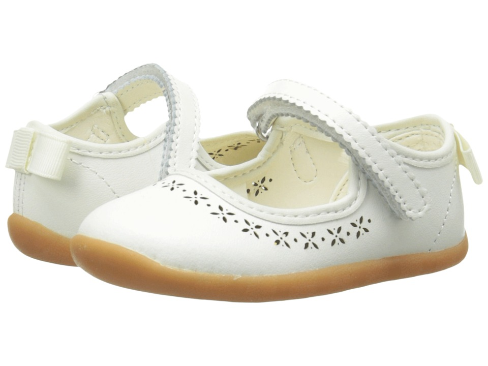 Hanna Andersson Jessika Infant/Toddler White Girls Shoes