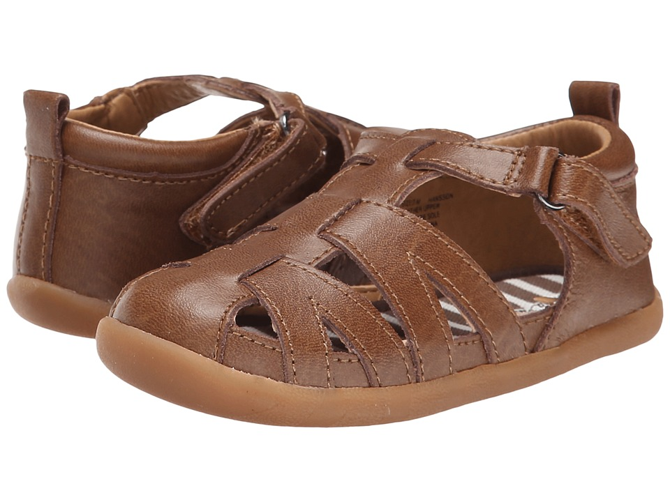 Hanna Andersson Hansson Infant/Toddler Brown Boys Shoes
