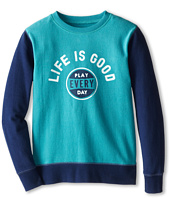 Life is good Kids - Play Hangout Pullover (Little Kids/Big Kids)