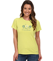 Life is good - Three Blossoms Crusher™ Tee