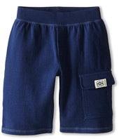 Life is good Kids - Fleece Cargo Shorts (Little Kids/Big Kids)