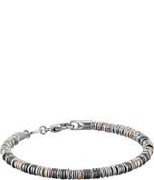 Fossil - Tri-Tone Eyelet Bracelet