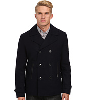 Members Only - Melton Wool Pea Coat