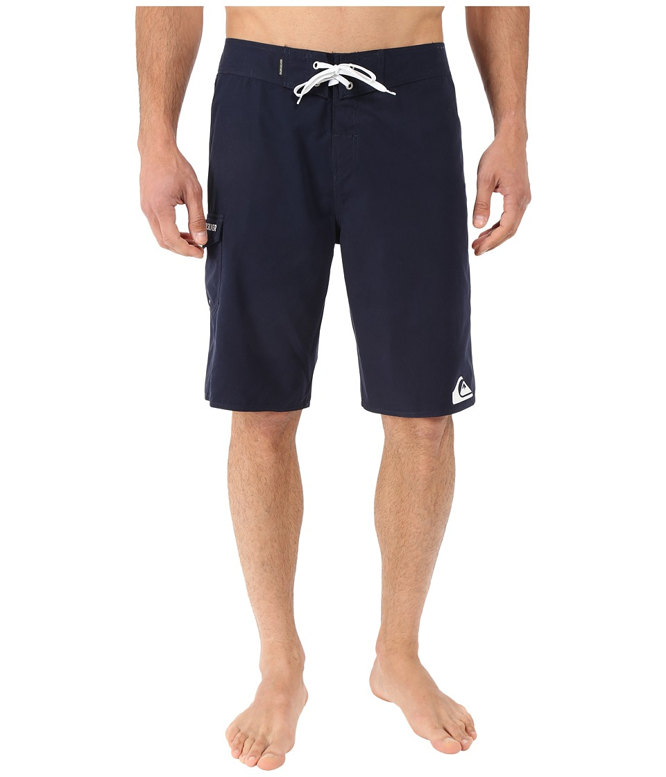 Quiksilver Everyday 21 Boardshort Navy Blazer Mens Swimwear