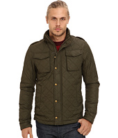 Scotch & Soda - Military Nylon Quiilted Jacket