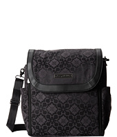 petunia pickle bottom - Jacquard Boxy Backpack
