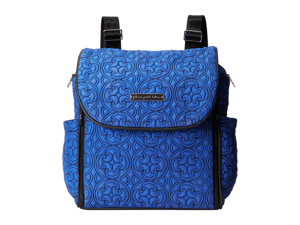 petunia pickle bottom - Embossed Boxy Backpack (Westminster Stop) Backpack Bags