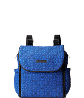 petunia pickle bottom - Embossed Boxy Backpack