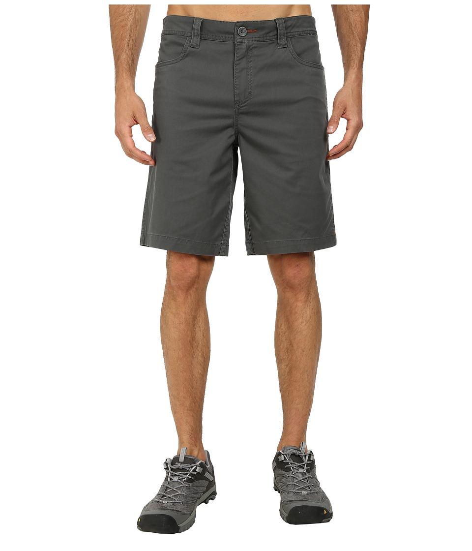 ToadampCo Mission Ridge Short Dark Graphite Mens Shorts
