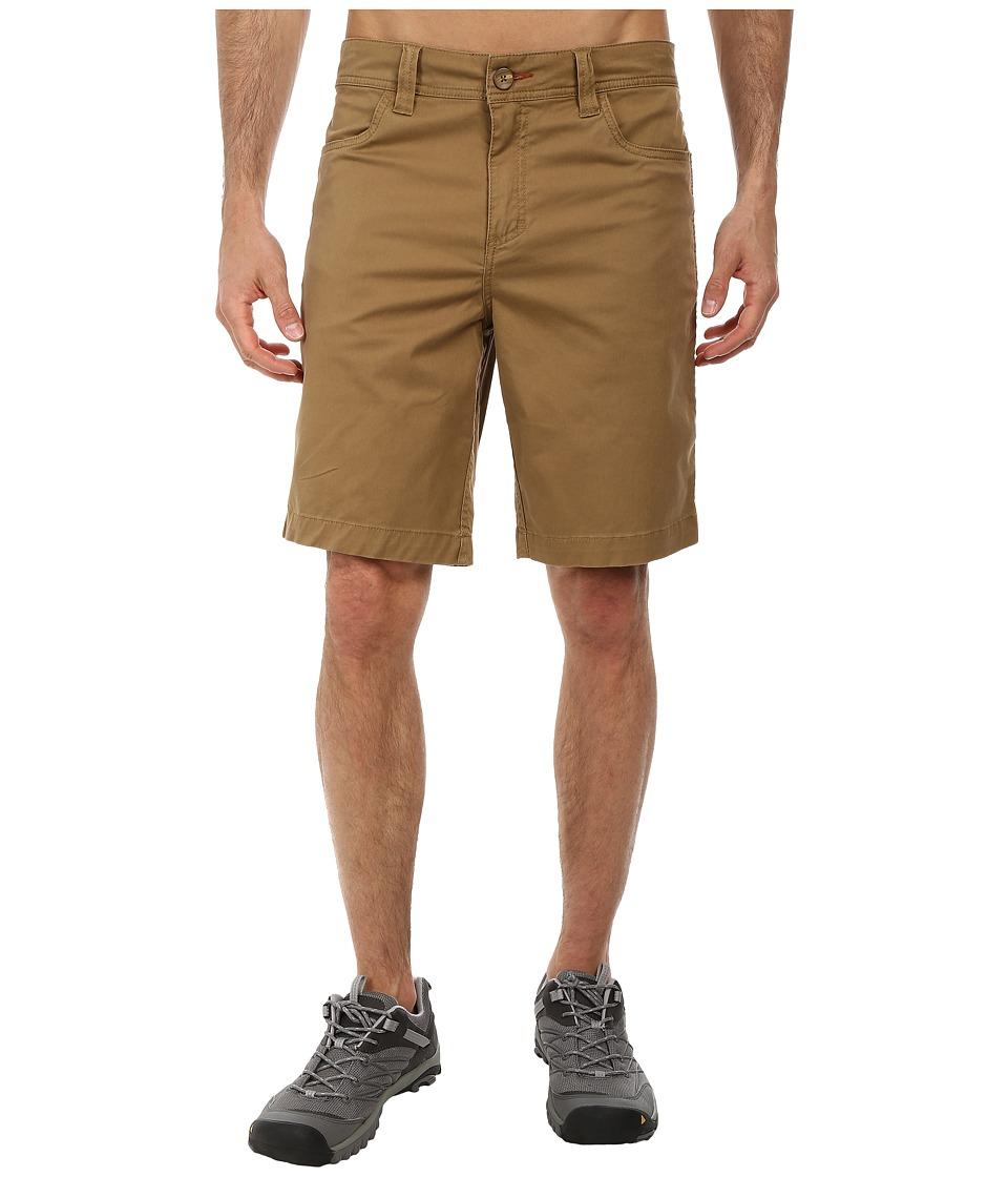 ToadampCo Mission Ridge Short Honey Brown Mens Shorts