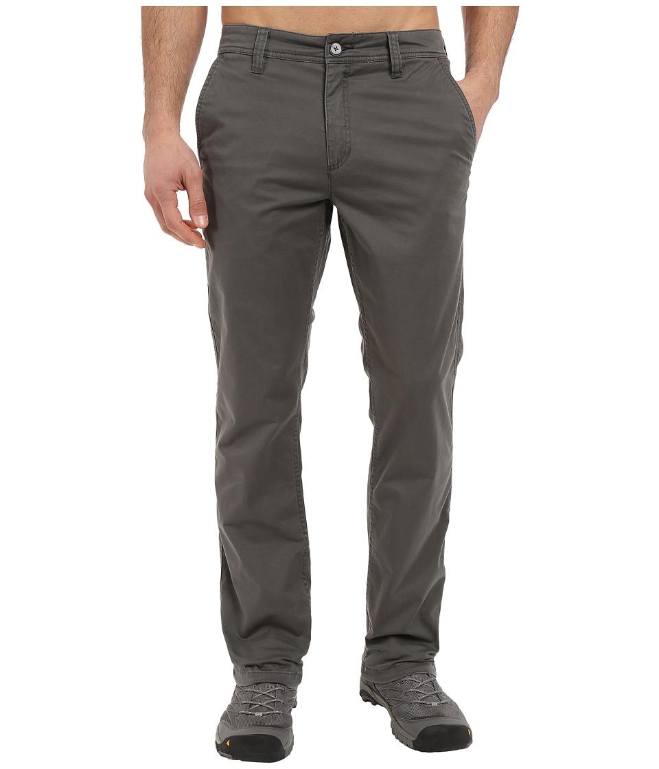 ToadampCo Mission Ridge Pant Dark Graphite Mens Casual Pants