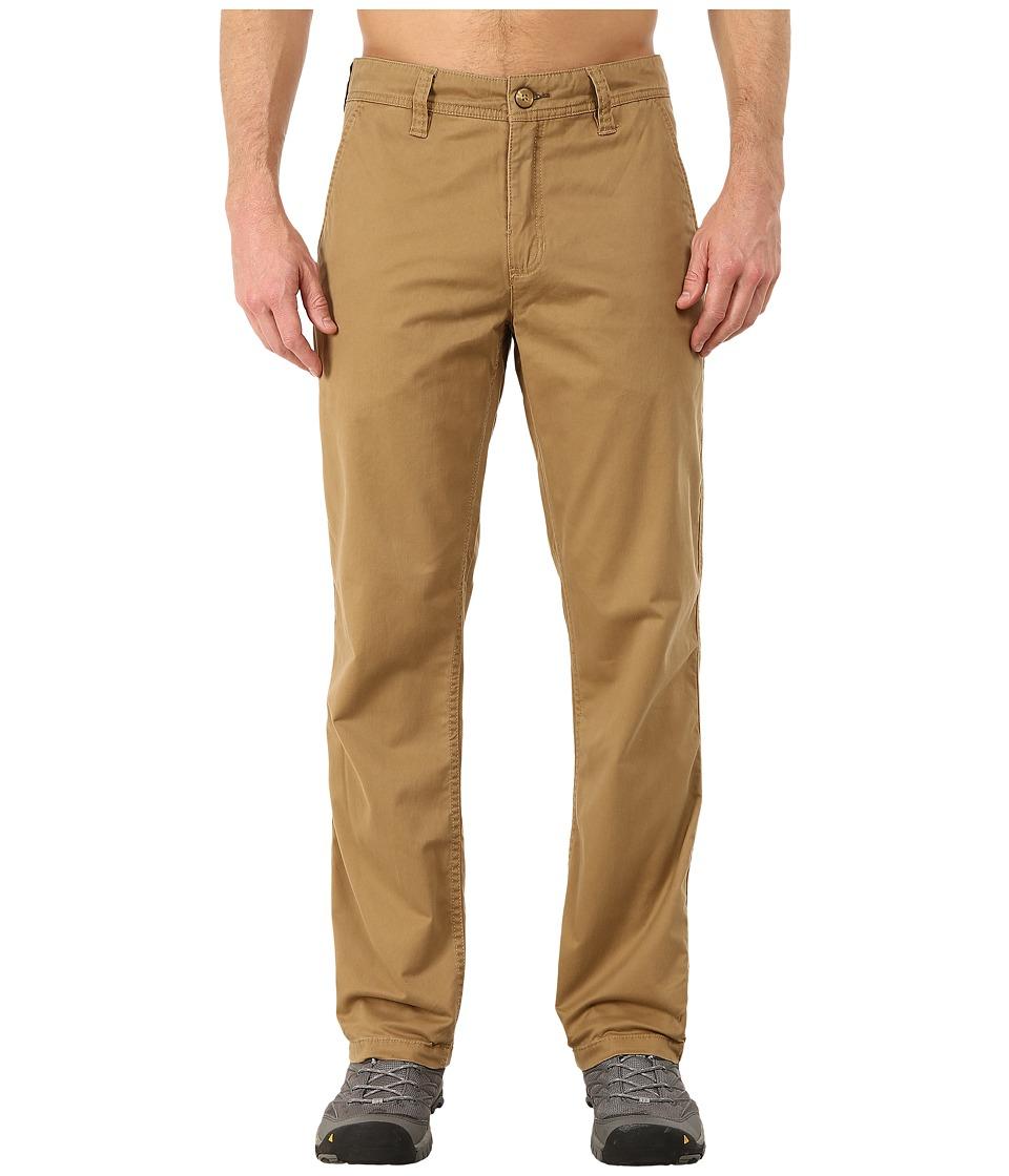 ToadampCo Mission Ridge Pant Honey Brown Mens Casual Pants
