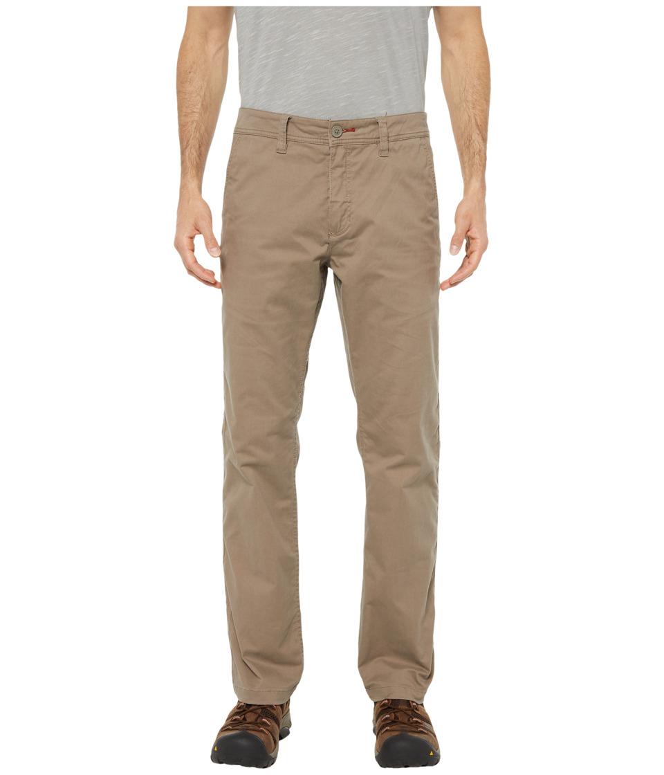 ToadampCo Mission Ridge Pant Dark Chino Mens Casual Pants