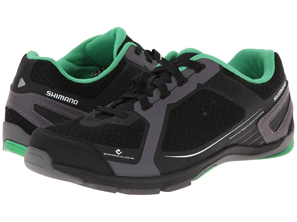 Shimano SH CT41 Black Mens Cycling Shoes