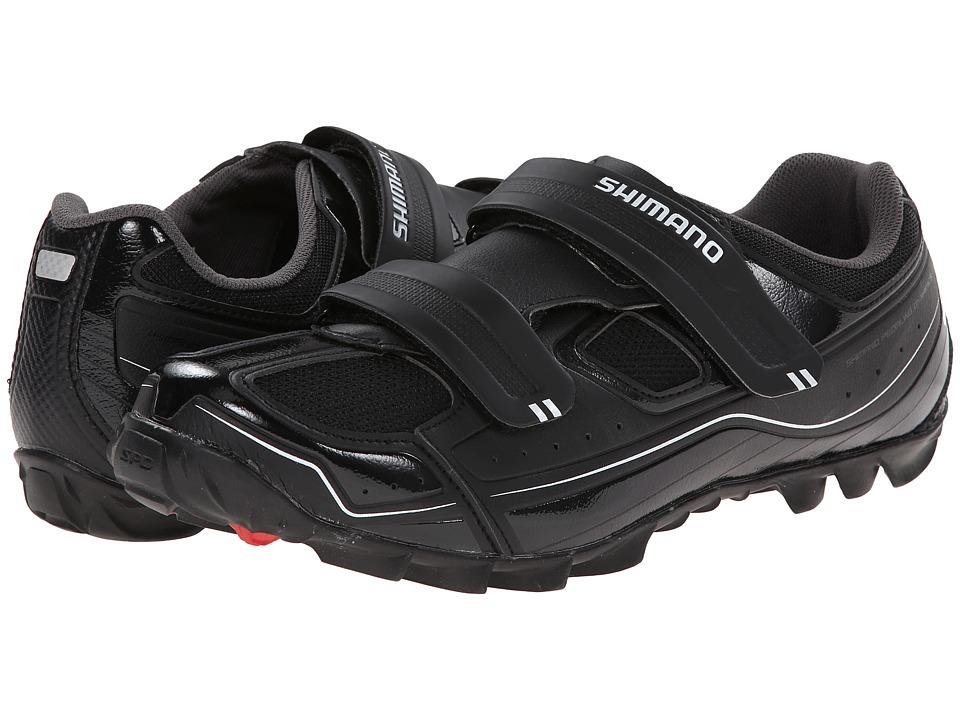 Shimano SH M065 Black Mens Cycling Shoes